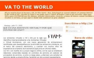 VA To The World: Asistencia Virtual