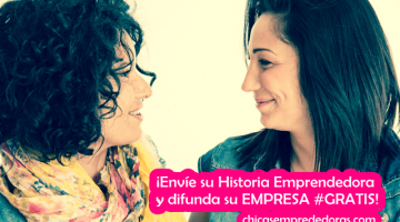 ¡Envíe su Historia Emprendedora! (Servicio Gratuito)