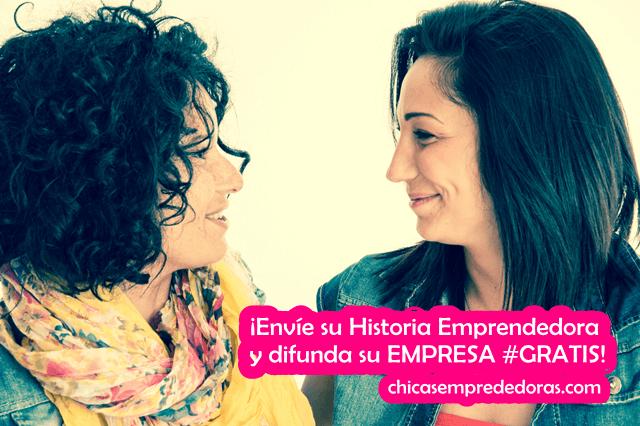 ¡Envíe su historia emprendedora y difunda su EMPRESA GRATIS!