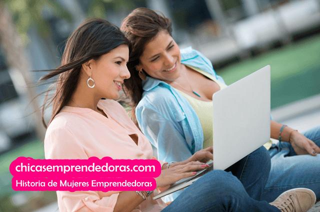 ChicasEmprendedoras.com, Historia de Mujeres Emprendedoras.