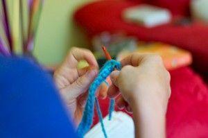 Chicas Emprendedoras. Crochet.