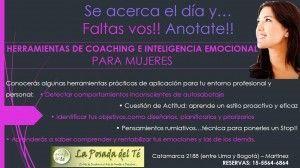 Coaching e Inteligencia Emocional para Mujeres.