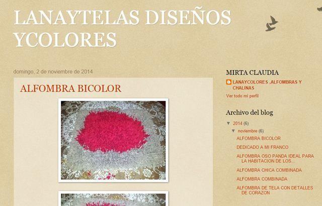 Diseños Artesanales Angi y Clau.