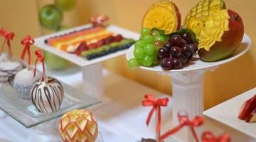 Arte en Frutas.