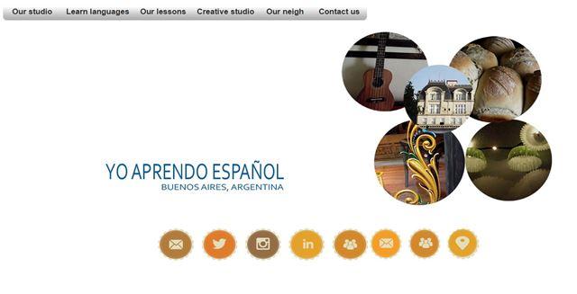 Yo Aprendo Español.