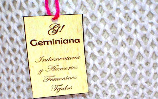 Geminiana Tejidos.