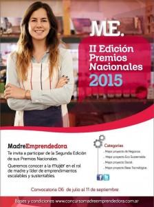 Concurso MadreEmprendedora 2015.