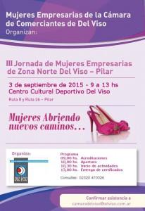Jornada de Mujeres Empresarias de Del Viso.