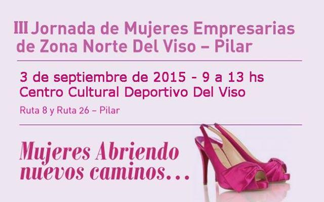 III Jornada de Mujeres Empresarias Zona Norte Del Viso.