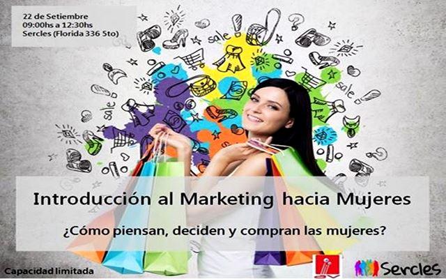 Marketing Hacia Mujeres.