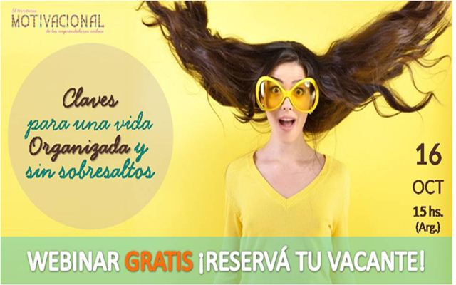 Webinar Gratis Para Mujeres Emprendedoras. Octubre 2015.