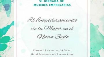 Evento | Jornada Gratuita de Mujeres Empresarias – Marzo 2016