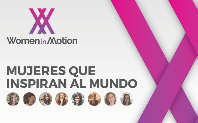Mujeres que Inspiran al Mundo.