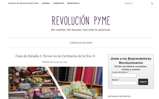 Revolución Pyme.
