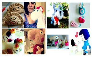 Ana Belén Amigurumis: Muñecos Tejidos a Crochet