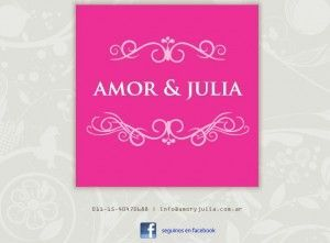 Amor & Julia.