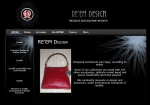 RE'EM Design.