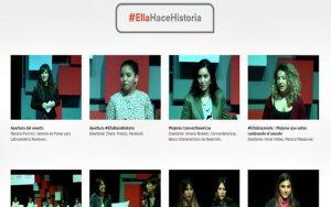 #EllaHaceHistoria: ¡Todos los Videos del Evento para Emprendedoras!