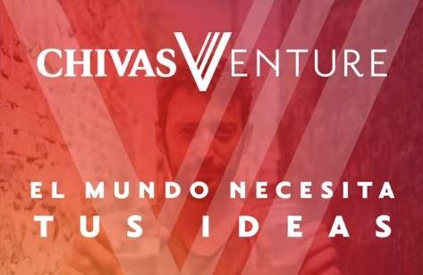 Chivas Venture 2019. El mundo necesita tus ideas.