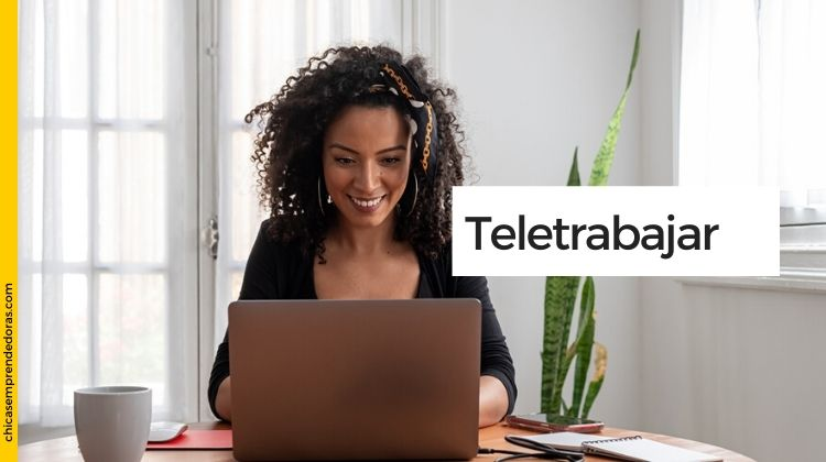 """Guía """"Cómo Empezar a Teletrabajar"""""""